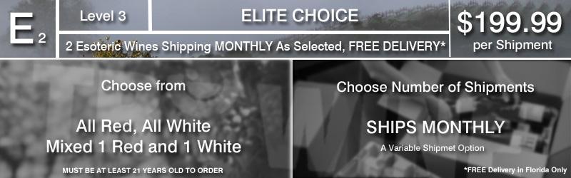 Elite shipments membership