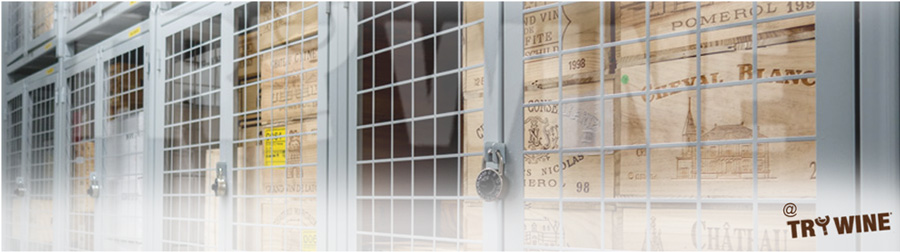 Secure Wine Storage TRY WINE St Petersburg 1